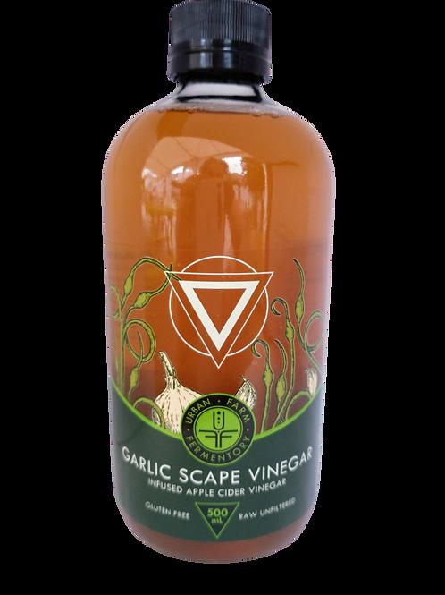 Urban Farm Fermentory-Garlic Scape Vinegar 500 mL