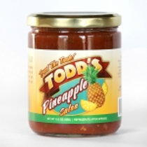 Todd's Pineapple Salsa 16oz