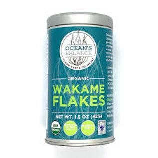 Ocean Balance Wakame Flakes Organic 1.5oz unit
