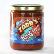 Todd's Maple Salsa 16oz (single bottle)