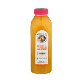 Natalie's Premium Orange Mango Juice 16oz (6 pack)