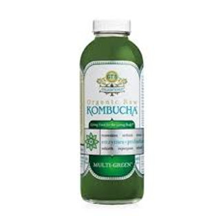 GT's Multi-Green Kombucha 16oz