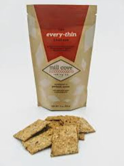 Mill Cove-The Every-thin Crackers 4 oz