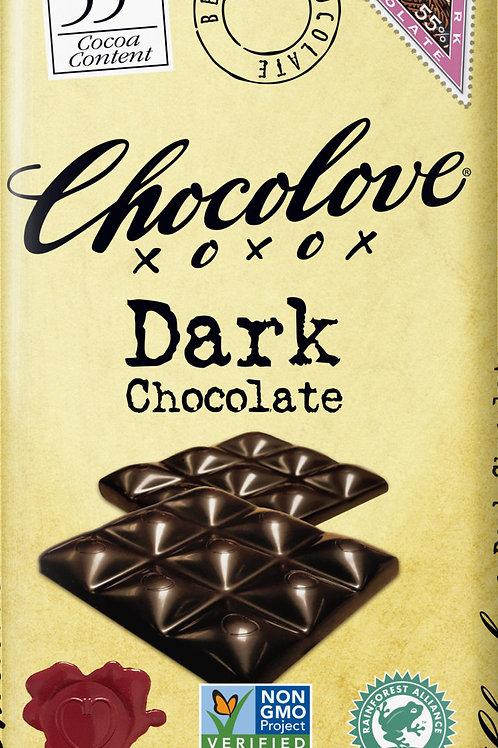 Chocolove - Dark Chocolate Bar 3.2oz