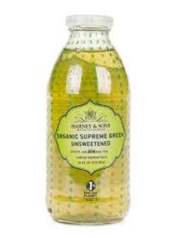 Harney & Sons Supreme Green unsweetened Organic 16oz