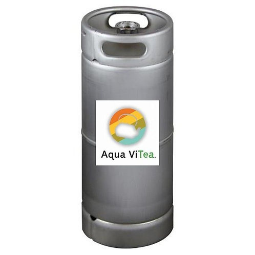 Aqua ViTea Kombucha  5.16 gal Keg (price includes refundable $30.00 keg deposit)