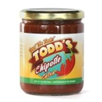 Todd's  Chipotle Salsa 16oz