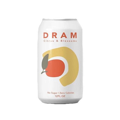 Dram - Citrus & Blossom Sparkling Water 12 oz (24 pack)