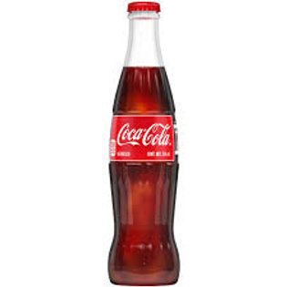 Mexican Coke  -Glass Cane Sugar Soda 12oz