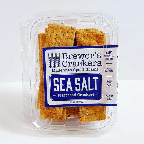 Brewer's - Sea Salt Flatbread Crackers 5oz