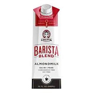Califia Farms Barista Almond Milk original 32oz