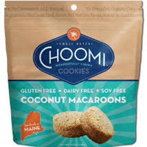 Choomi Coconut Macaroons Cookies 4.93oz