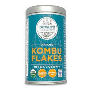 Ocean Balance Kombu Flakes (organic, 2oz)