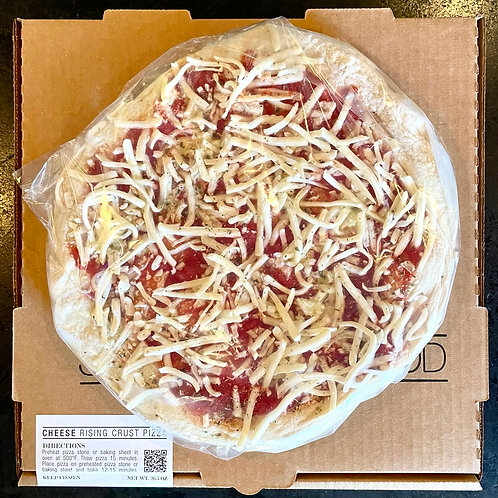 SLAB - Cheese Pizza; 26.5oz Frozen Rising Crust Pizza