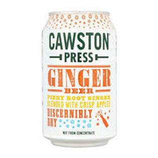 Cawston Press Ginger Beer Sparkling 11oz (4 pack)