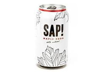 SAP! Maple Soda organic 12oz (4 pack)