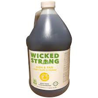 Wicked Strong - Dish and Pan 1 Gallon