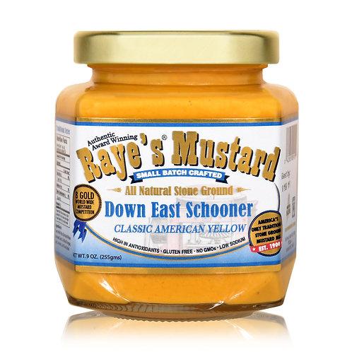Raye's Mustard - Down East Schooner