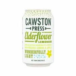 Cawston Press Elderflower Lemonade Sparkling 11oz (4 pack)