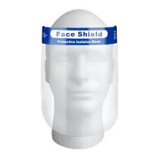 Protective Shield - Double Sided anti-Fog