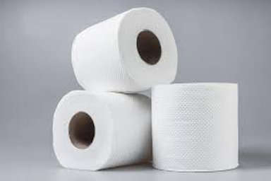 Toilet Paper - 2 Ply Bathroom Tissue 12 rolls