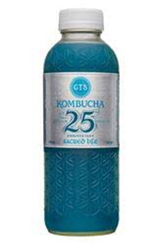 GT's Seasonal Kombucha 25th Anniversary Sacred Life16oz