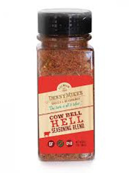DennyMike's Cow Bell Hell Seasoning
