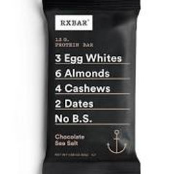 RX Bars Chocolate Sea Salt (12 Bars)