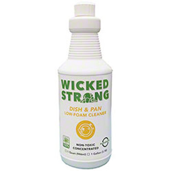 Wicked Strong - Dish and Pan