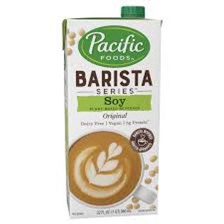 Pacific Barista Series Soy Milk 32oz