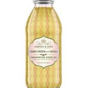 Harney & Sons Green Tea Coconut Organic 16oz