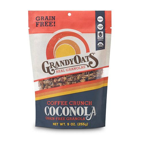 Grandy Oats Coffee Crunch Coconola (9oz bag)