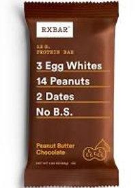 RX Bars Peanut Butter Chocolate (12 Bars)