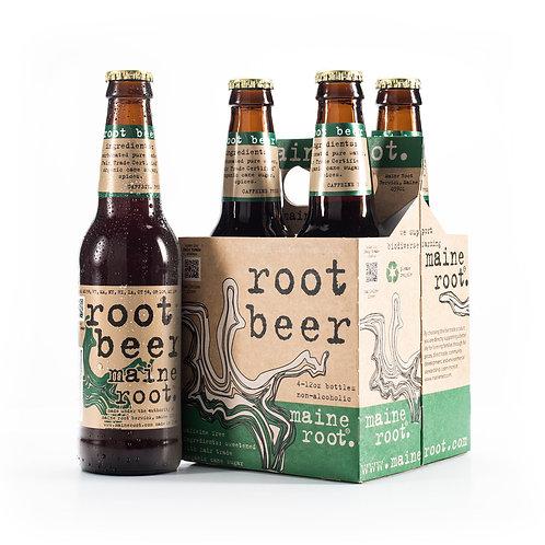 Maine Root - Root Beer 12oz (4 pack)