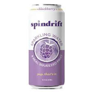 Spindrift Blackberry Sparkling Water 16oz (12 packs)
