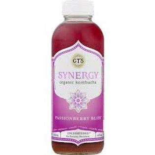 GT's Passionberry Kombucha 16oz