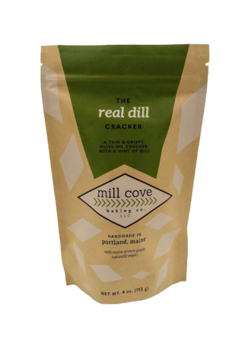 Mill Cove-The Real Dill Cracker 4 oz