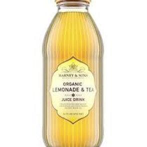 Harney & Sons Tea Lemonade Half/Half Organic 16oz (12 pack)