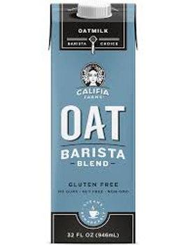 Califia Farms Barista Oat Milk 32 oz