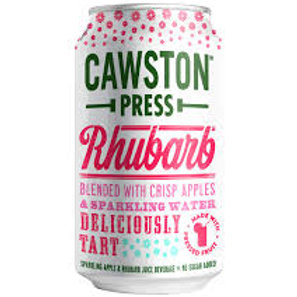 Cawston Press Rhubarb Sparkling Sparkling 11oz (4 pack)