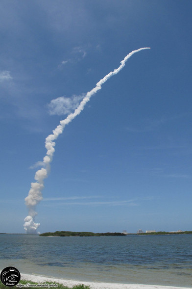 STS-132 H+06:20