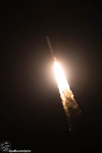 Delta IV (WGS-8) H+00:24