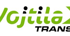 Nové logo společnosti VOJTILA TRANS s.r.o.