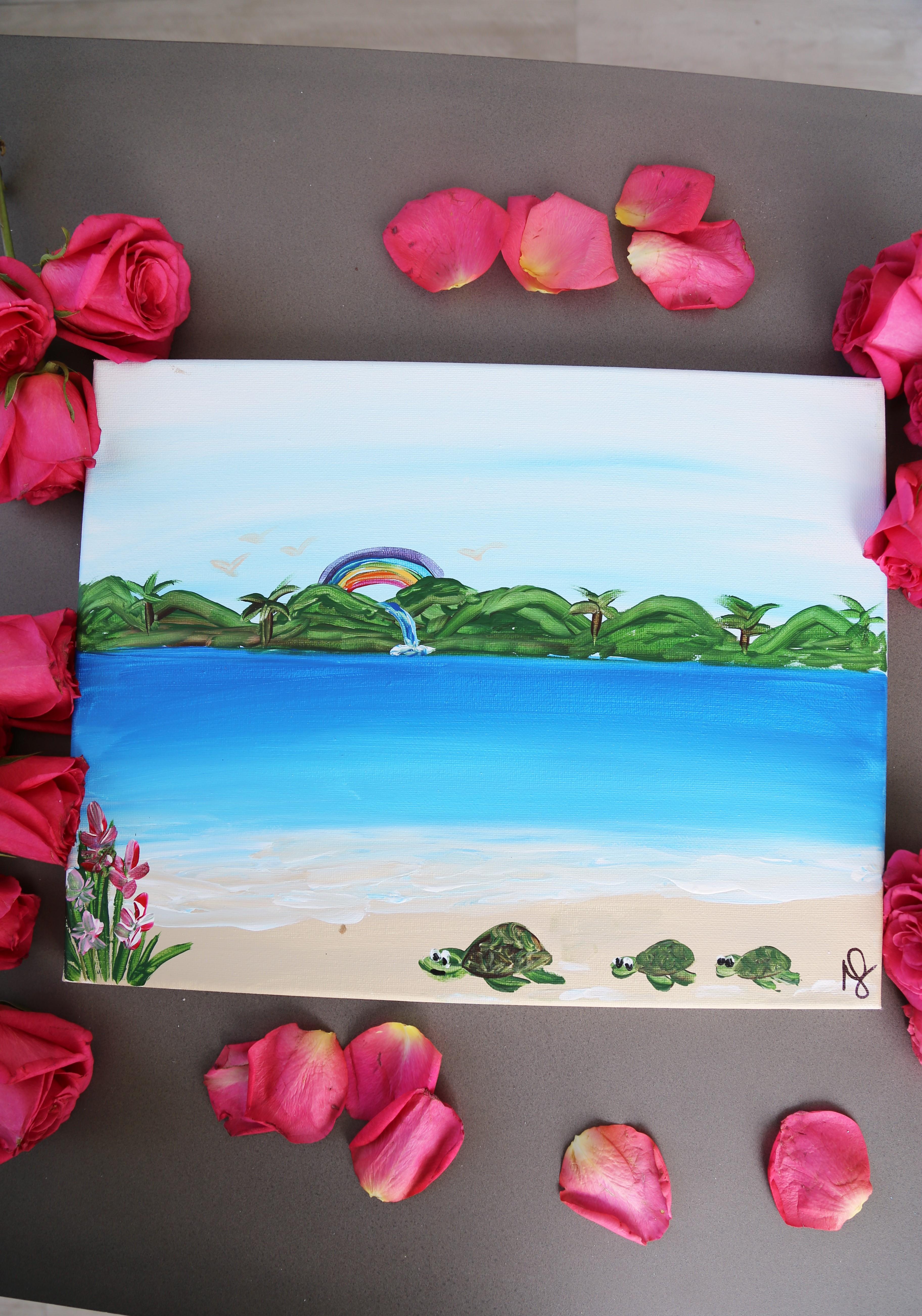 Beach Turtles