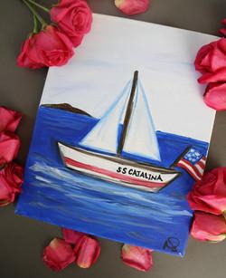 Ahoy Sailboat