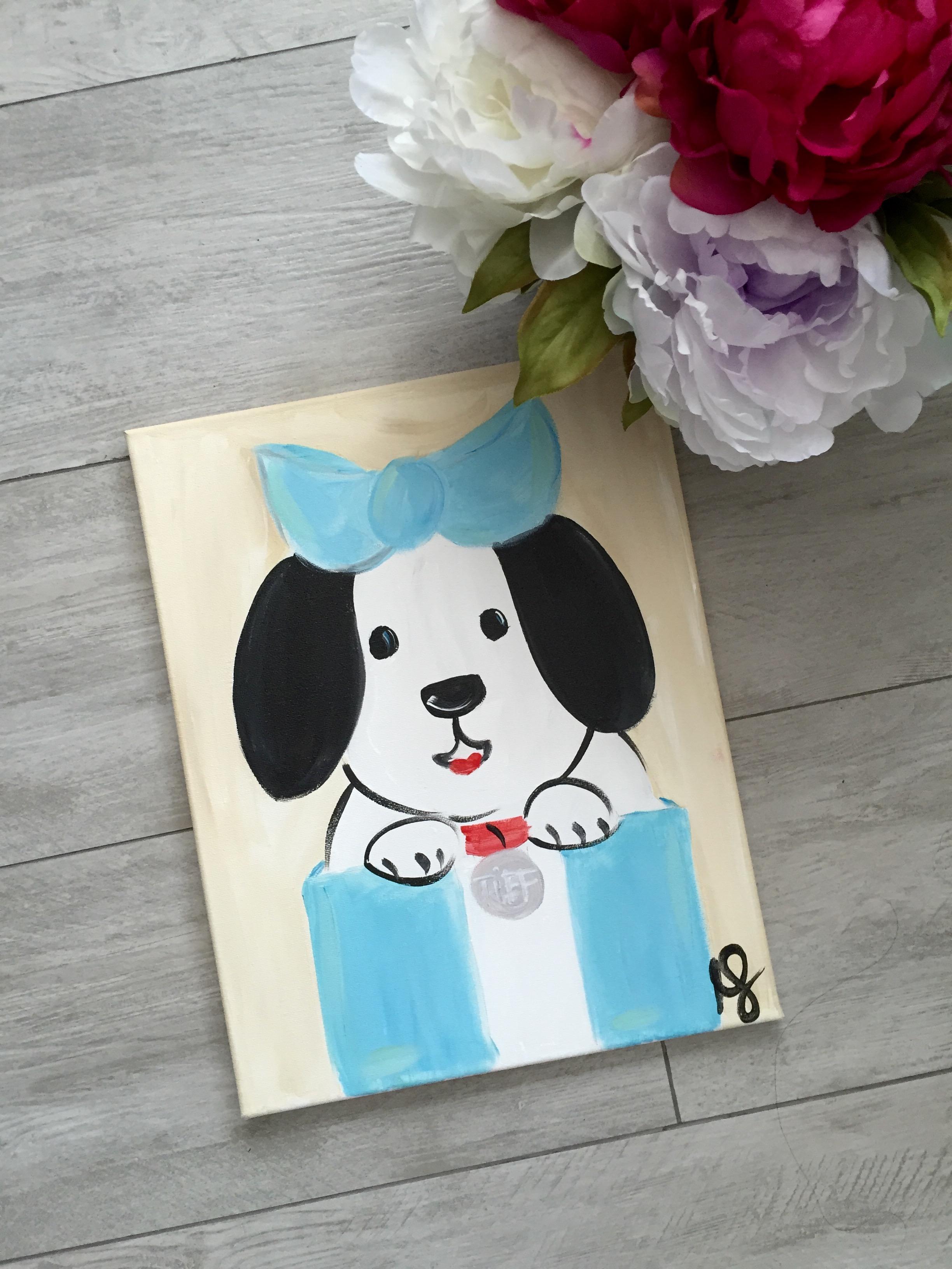 Puppy Surprise