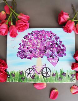 Tree & Bike