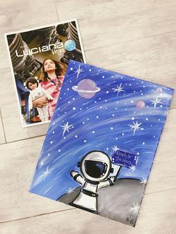 Astronaut Girl/Boy