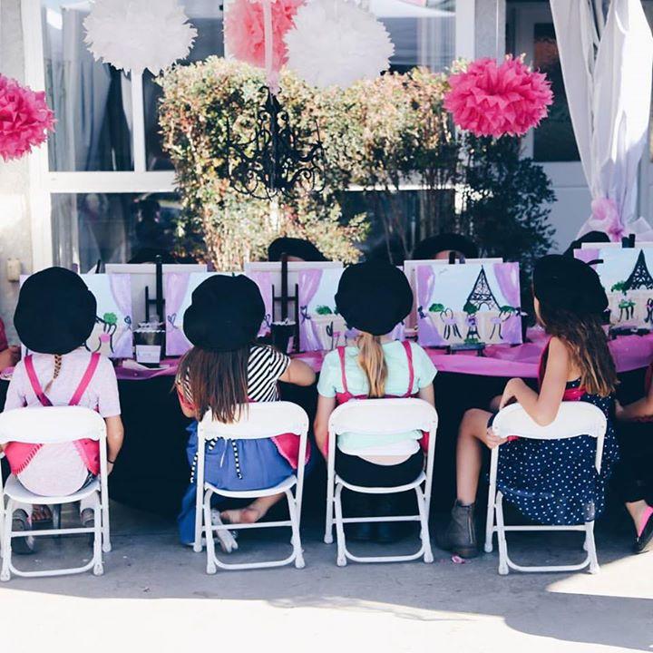 Paint parties & event planning 💞💞
