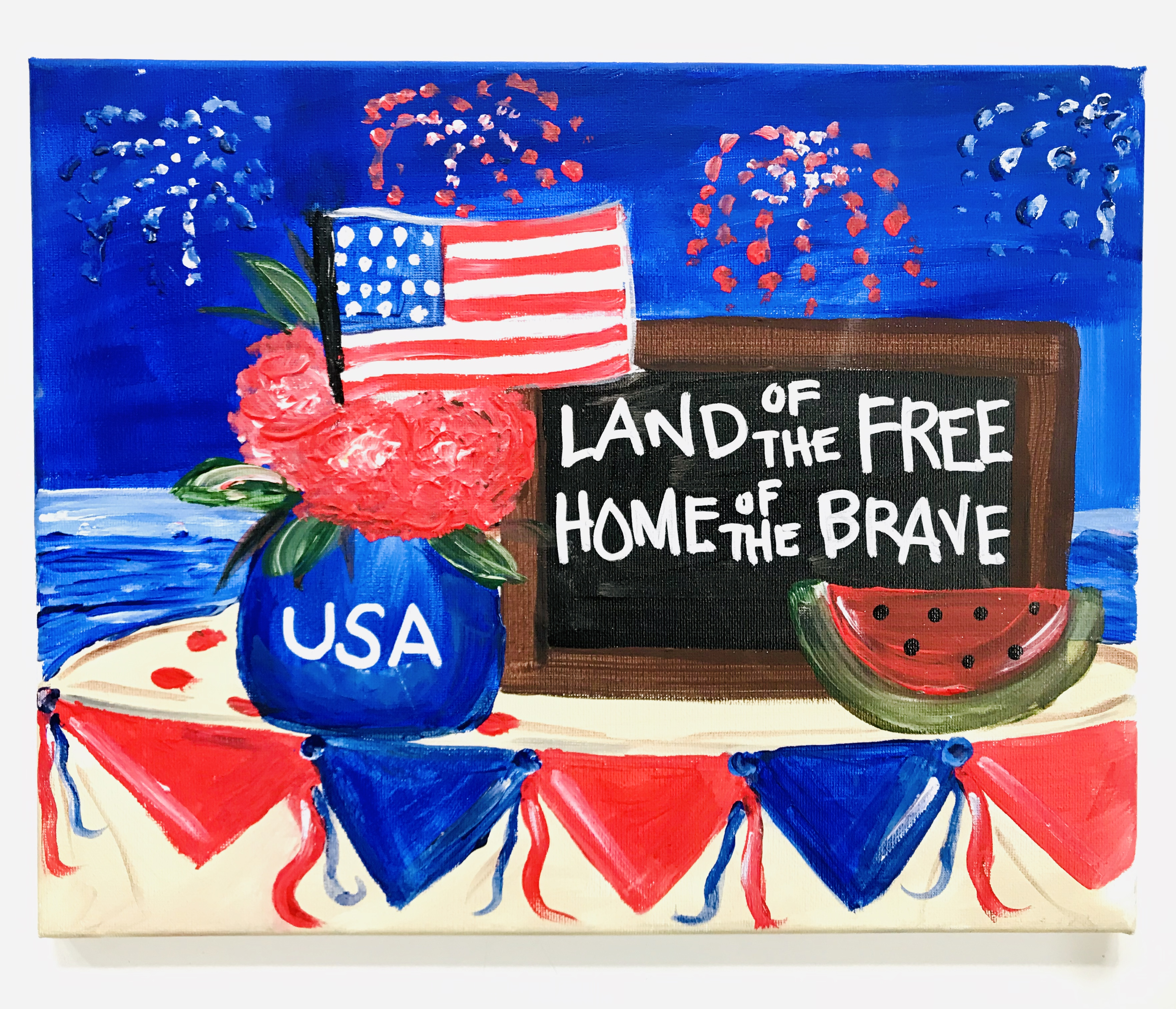 Land of the Free USA